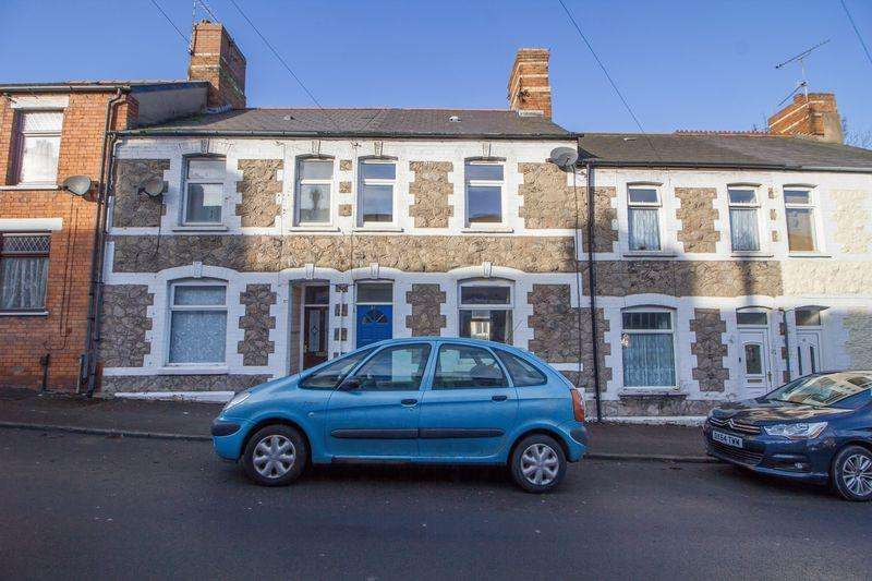 2 Bedrooms Terraced House for sale in Church Road, Barry