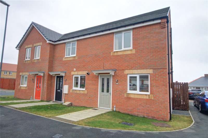 2 Bedrooms End Of Terrace House for sale in Kingsdale Close, Stanley, County Durham, DH9