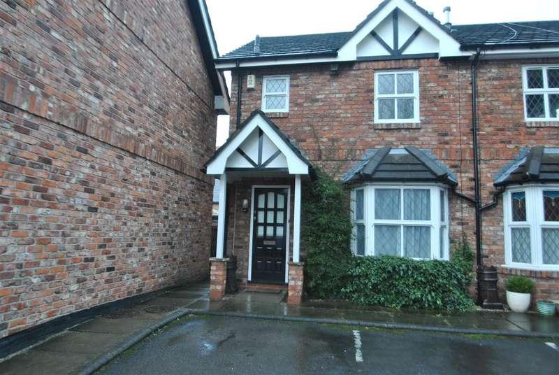 2 Bedrooms Mews House for rent in Bedford Street, STOCKTON HEATH, Warrington, WA4