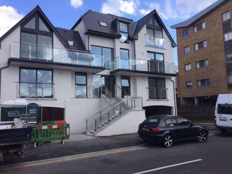 2 Bedrooms Flat for sale in Priory Road, Southampton SO17
