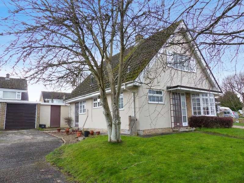 2 Bedrooms Detached House for sale in Langholm Close, Warminster