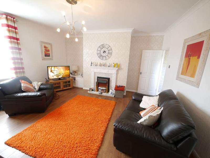 2 Bedrooms Terraced House for sale in Oak Street, Throckley