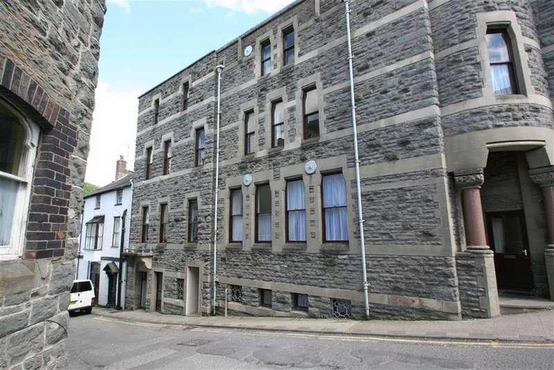 2 Bedrooms Flat for sale in Church Street, KNIGHTON, Knighton, Powys