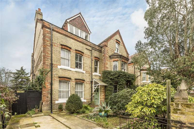 8 Bedrooms Detached House for sale in Grange Park, Ealing, W5
