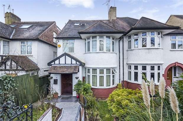 8 Bedrooms Semi Detached House for sale in Holders Hill Avenue, London