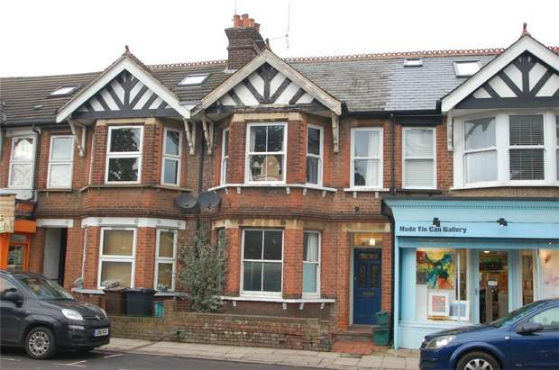 3 Bedrooms Terraced House for rent in Hatfield Road, St. Albans, Hertfordshire