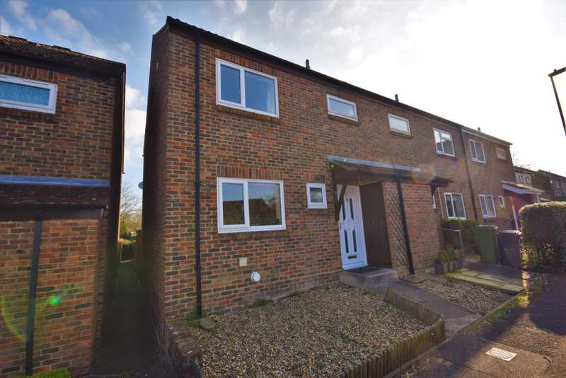 3 Bedrooms End Of Terrace House for sale in Brighton Hill, Basingstoke, RG22