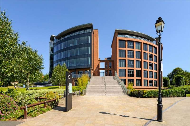 3 Bedrooms Flat for sale in H Q, 11 Nuns Road, Chester, CH1