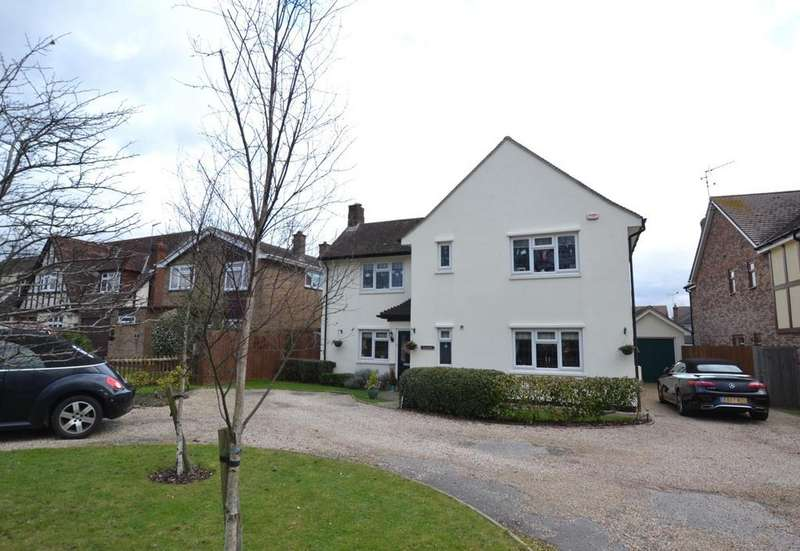 5 Bedrooms Detached House for sale in Stock Road, Stock, Ingatestone, Essex, CM4
