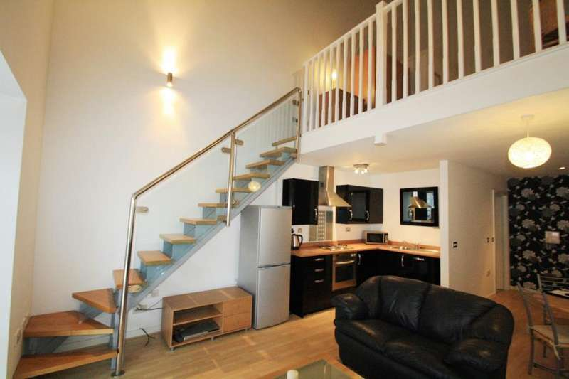 1 Bedroom Apartment Flat for sale in BUTCHER STREET, THE ROUND FOUNDRY, LS11 5WF