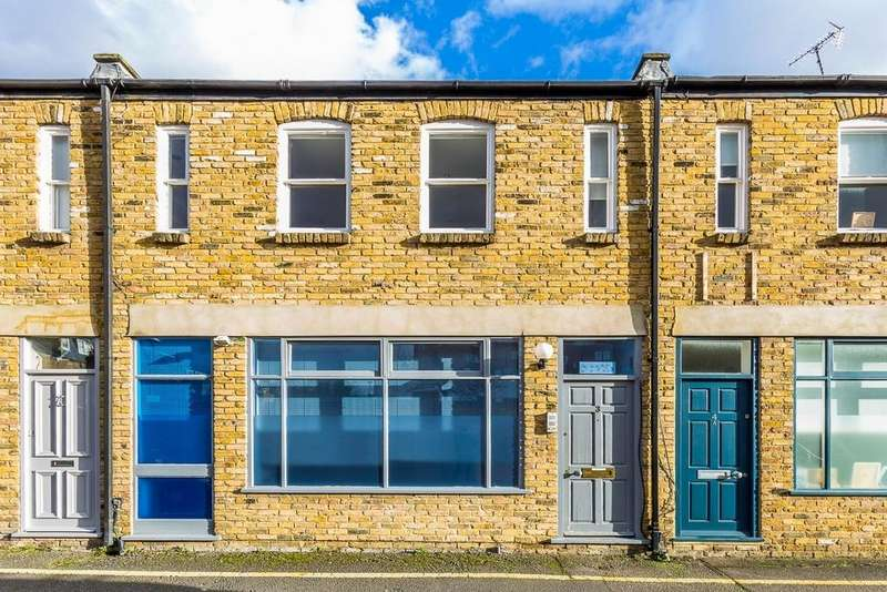 Terraced House for sale in Barb Mews, Brook Green, London, W6