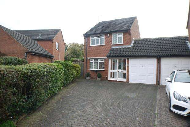 3 Bedrooms Link Detached House for sale in Mere Road, Wigston, Leicester, LE18