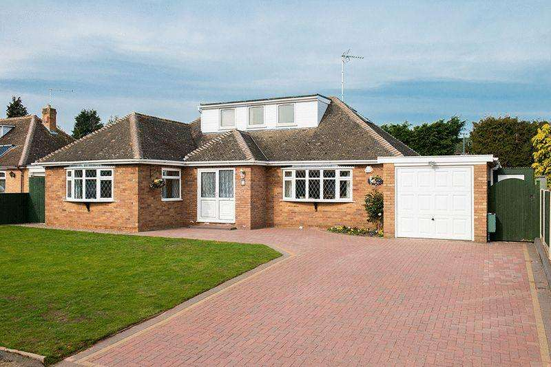 4 Bedrooms Detached Bungalow for sale in Bower Hill Drive, Stourport-On-Severn DY13 0AN