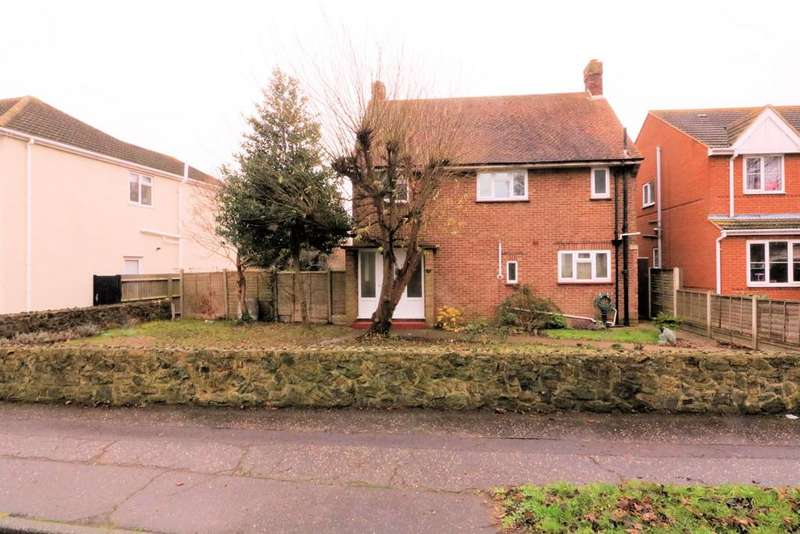 3 Bedrooms Detached House for sale in Elm Road, Shoeburyness, Southend-on-Sea