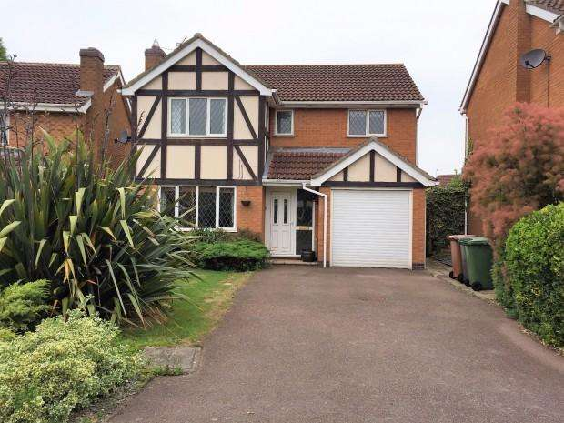 4 Bedrooms Detached House for rent in Hawthorn Drive, Melton Mowbray, LE13