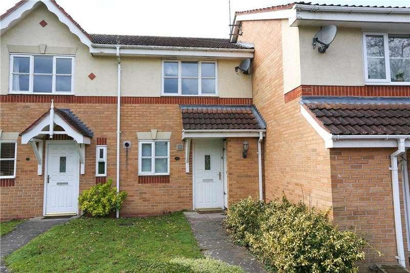 2 Bedrooms Terraced House for sale in Belvoir Road, The Oakalls, Bromsgrove, B60