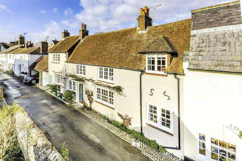 4 Bedrooms Terraced House for sale in Angmering