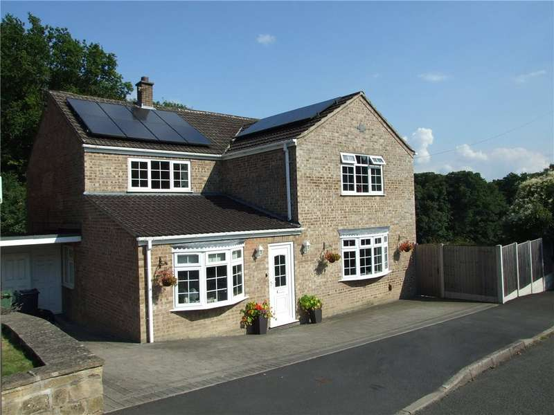 4 Bedrooms Detached House for sale in Chestnut Avenue, Riddings, Alfreton, Derbyshire, DE55