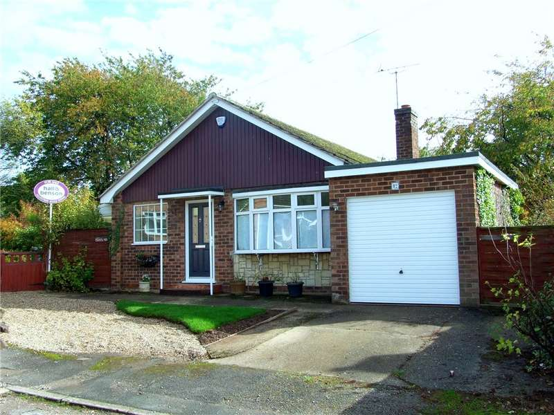 3 Bedrooms Detached Bungalow for sale in Rydal Close, Allestree, Derby, Derbyshire, DE22