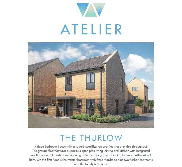 3 Bedrooms Semi Detached House for sale in Harlow