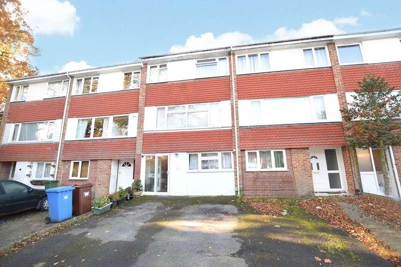 5 Bedrooms Terraced House for sale in Farnham Close, Bracknell, Berkshire, RG12