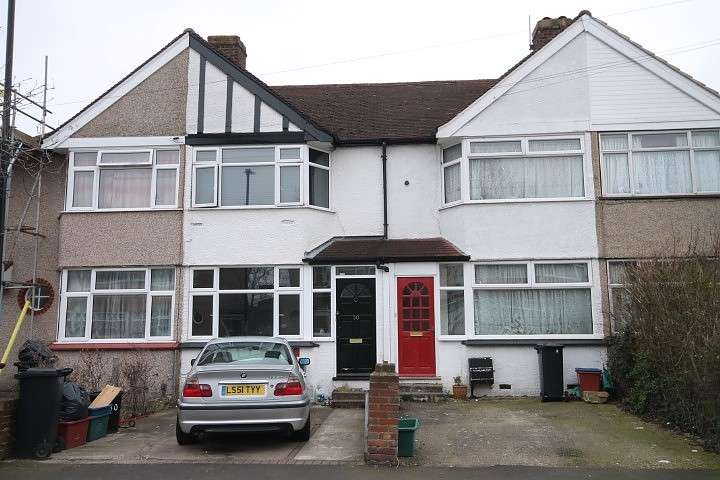 2 Bedrooms Terraced House for sale in Southcote Avenue, Feltham, TW13