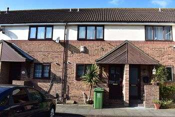 2 Bedrooms House for sale in Osier Close, Tipner, Portsmouth, PO2 8ST