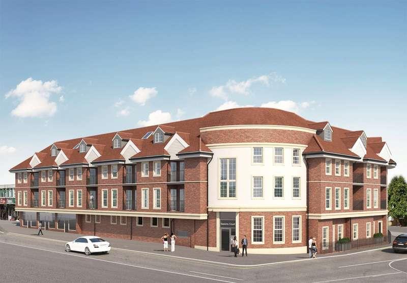 2 Bedrooms Apartment Flat for sale in Peach Street, Wokingham, Berkshire, RG40