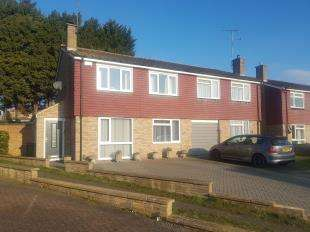 3 Bedrooms Semi Detached House for sale in Riverhead Close, Sittingbourne, Kent