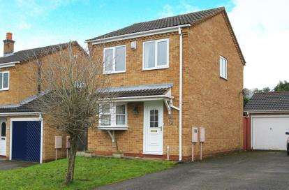 2 Bedrooms Detached House for sale in Douglas Road, Chesterfield, Derbyshire