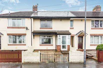 2 Bedrooms Terraced House for sale in Simms Avenue, St Helens, Merseyside, Uk, WA9