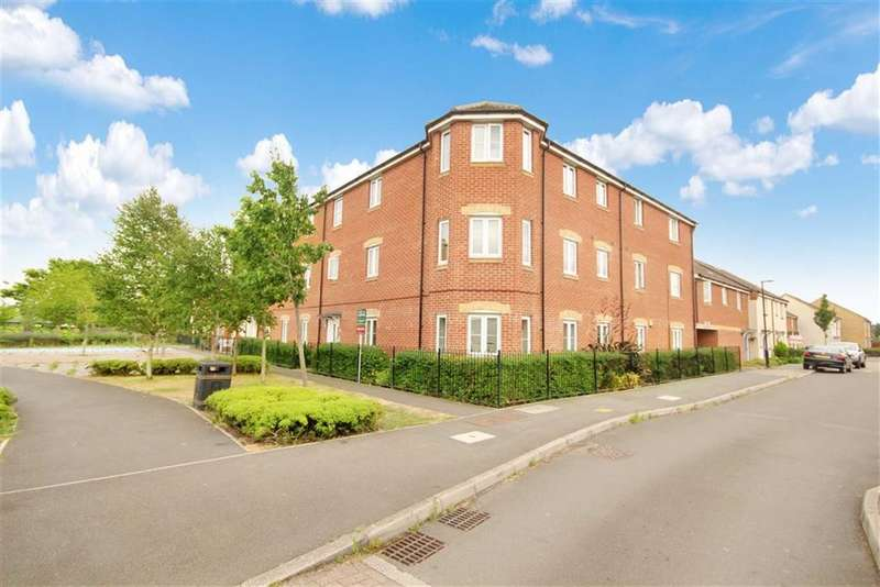 2 Bedrooms Apartment Flat for sale in Horsham Road, Swindon, Wiltshire