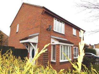2 Bedrooms End Of Terrace House for sale in Watlington, Kings Lynn, Norfolk