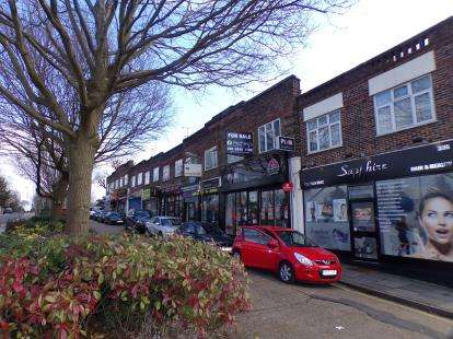 2 Bedrooms Flat for sale in Nether Street, Finchley, ., London