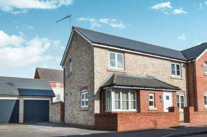 3 Bedrooms Semi Detached House for sale in Holbeach Drive, Kingsway, Gloucester, Gloucestershire