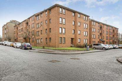 1 Bedroom Flat for sale in Budhill Avenue, Budhill, Glasgow