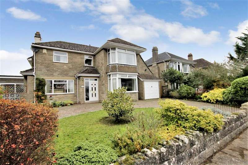 4 Bedrooms Detached House for sale in Sandown Avenue, Lakeside, Old Town, Swindon