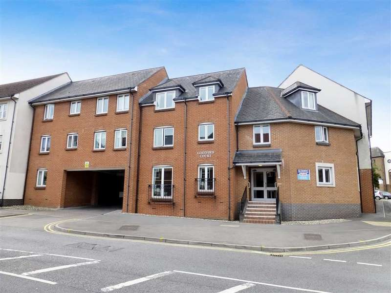 1 Bedroom Retirement Property for sale in Goddard Court, Cricklade Street, Old Town, Swindon