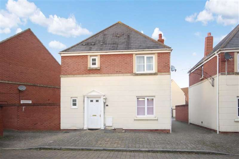 3 Bedrooms Detached House for sale in Hartington Road, Oakhurst, Swindon