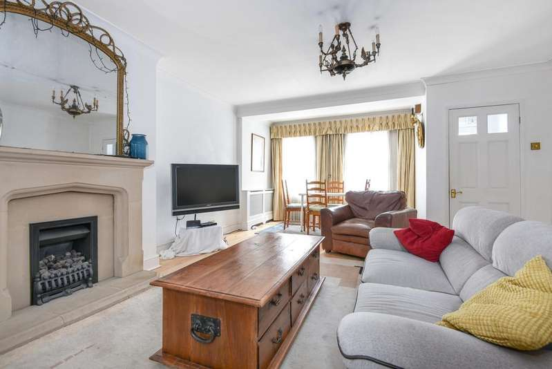 4 Bedrooms Terraced House for sale in Royal Hill West Greenwich SE10