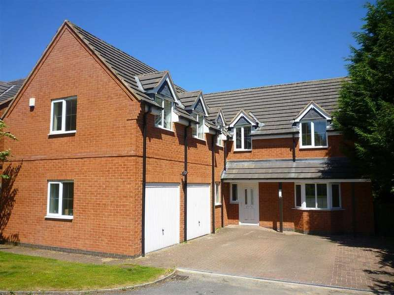 4 Bedrooms Detached House for rent in Uppingham Road, Leicester