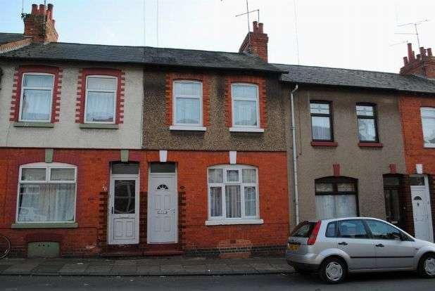 2 Bedrooms Terraced House for sale in Norton Road, Kingsthorpe, Northampton NN2 7TN