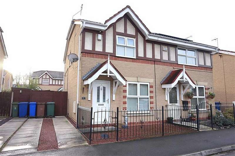3 Bedrooms Semi Detached House for sale in Green Lane, Hessle, Hessle, HU13