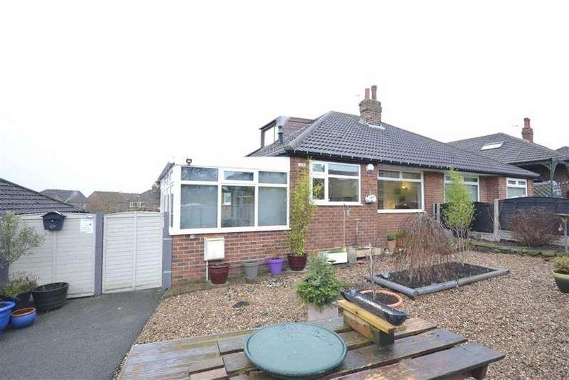 3 Bedrooms Semi Detached Bungalow for sale in Field End Road, Halton, Leeds, LS15