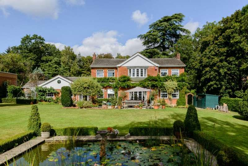4 Bedrooms House for rent in Woodlands Road, Shiplake, Henley on Thames, Oxfordshire, RG9