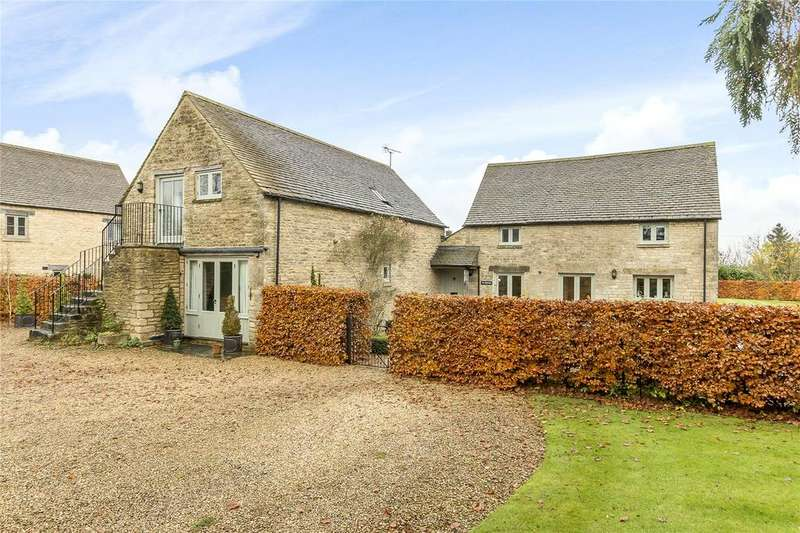 5 Bedrooms Detached House for sale in Lower Farm, Poole Keynes, Cirencester, Gloucestershire