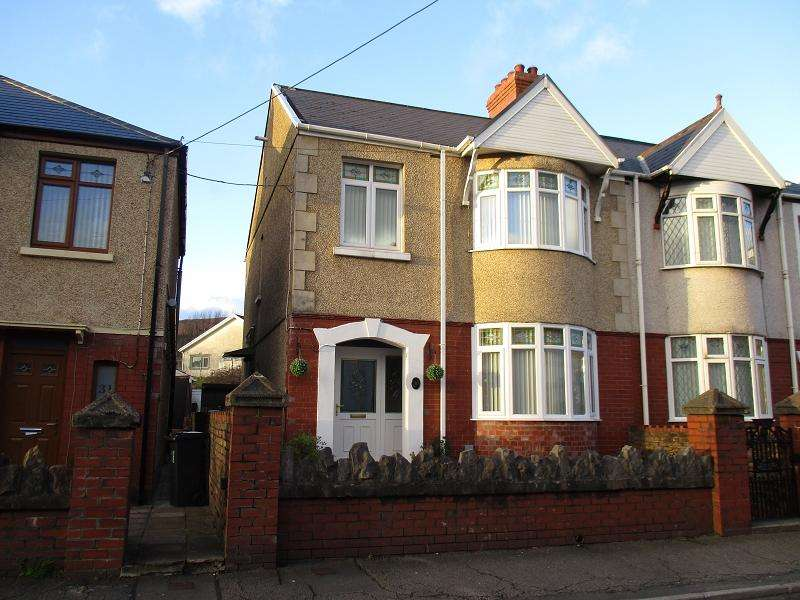 3 Bedrooms Semi Detached House for sale in Depot Road, Cwmavon, Port Talbot, Neath Port Talbot.