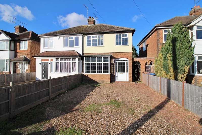 3 Bedrooms Semi Detached House for sale in Heathcote Avenue, Hatfield, AL10