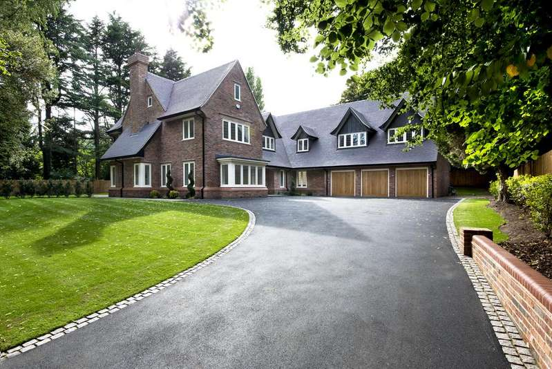 8 Bedrooms Detached House for sale in Luttrell Road, Four Oaks Park, Sutton Coldfield