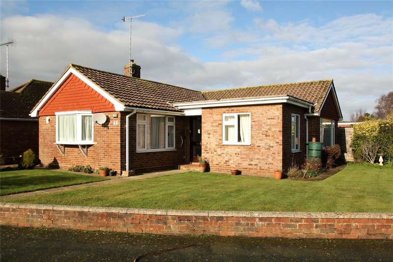 3 Bedrooms Detached Bungalow for sale in Singleton Crescent, Goring By Sea, Worthing, BN12